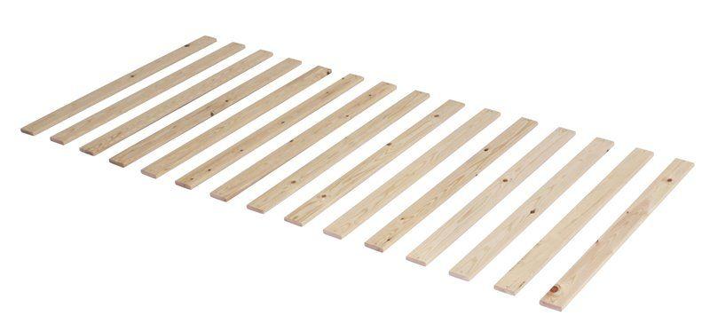 Lamelbund med 21 lameller til Flexa Basic senge (200x90)