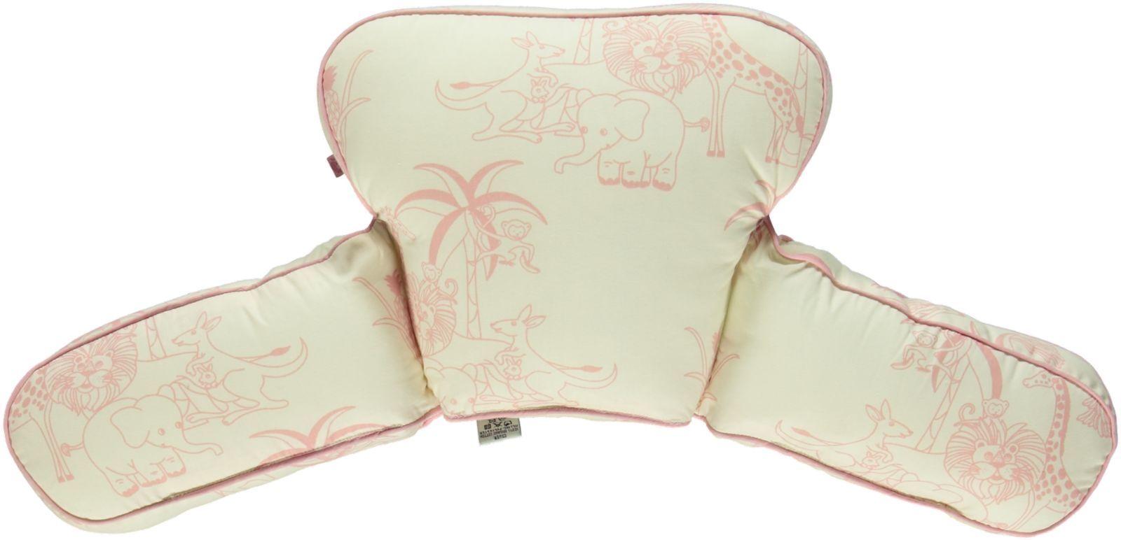 Image of Barnevognspude fra Småfolk - Jungle - Silver pink (82-8631-508)