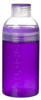 Image of Drikkeflaske fra Sistema - Trio Bottle 480 ml - Lilla (820_lilla)