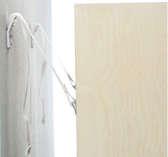 Image of   Møbel forankring fra BabyDan - Furniture Strap (2 stk)