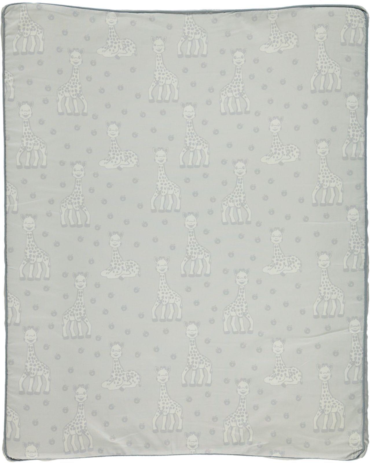 Image of   Puslepude fra Småfolk og Sophie Giraf - Grey