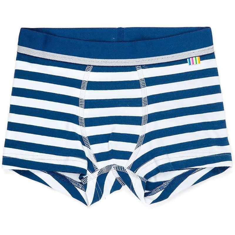 Image of   Boxershorts fra Joha - Navy Stripe
