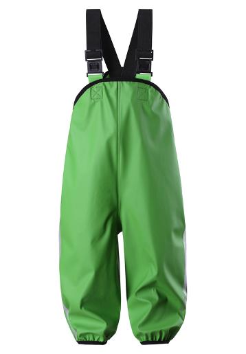 Image of   Regnbukser m. seler fra Reima - Lammikko - Græs grøn