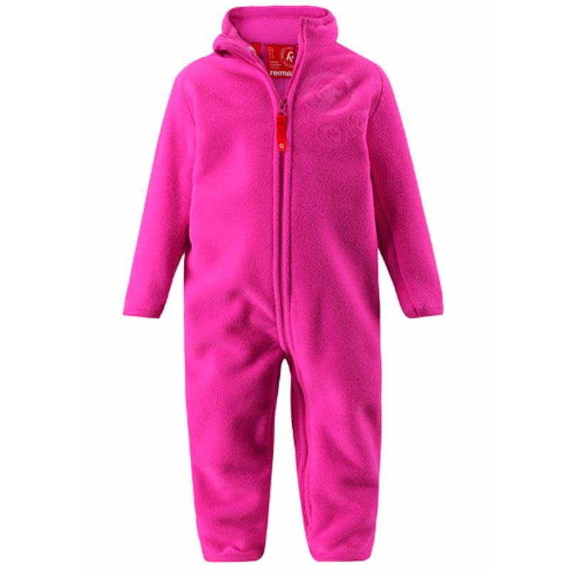 Image of   Fleece dragt fra Reima - Ester - Candy Pink