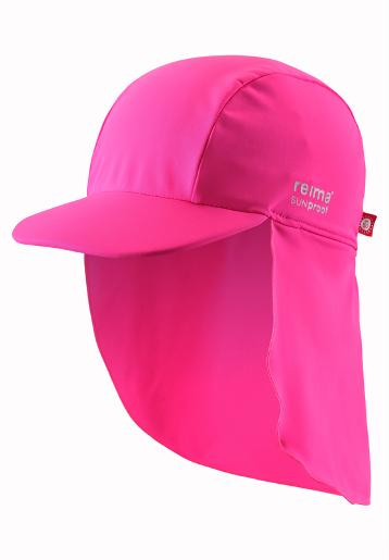 Image of   Legionærhat fra Reima - Somme - Pink (UV50+)