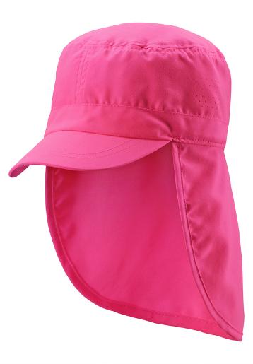 Image of   Legionærhat fra Reima - Aloha - Neon Pink (UV50+)