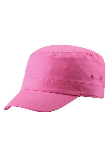 Kasket fra Reima (UV50+) - Omana - Supreme Pink
