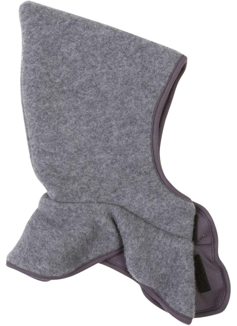 Image of   Elefanthue m. knapper fra Mikk-Line - Soft Wool - Grey Melange