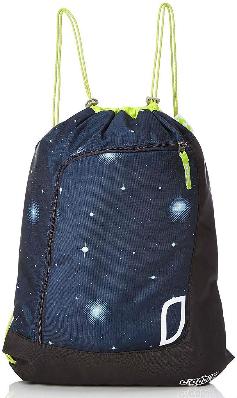 Image of Gym bag til Ergobag Prime - Blue Galaxy (eba-spo-001-9b8)