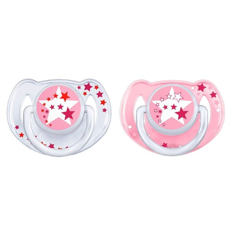 Image of   Sutter fra Philips AVENT - Night Time - Pink
