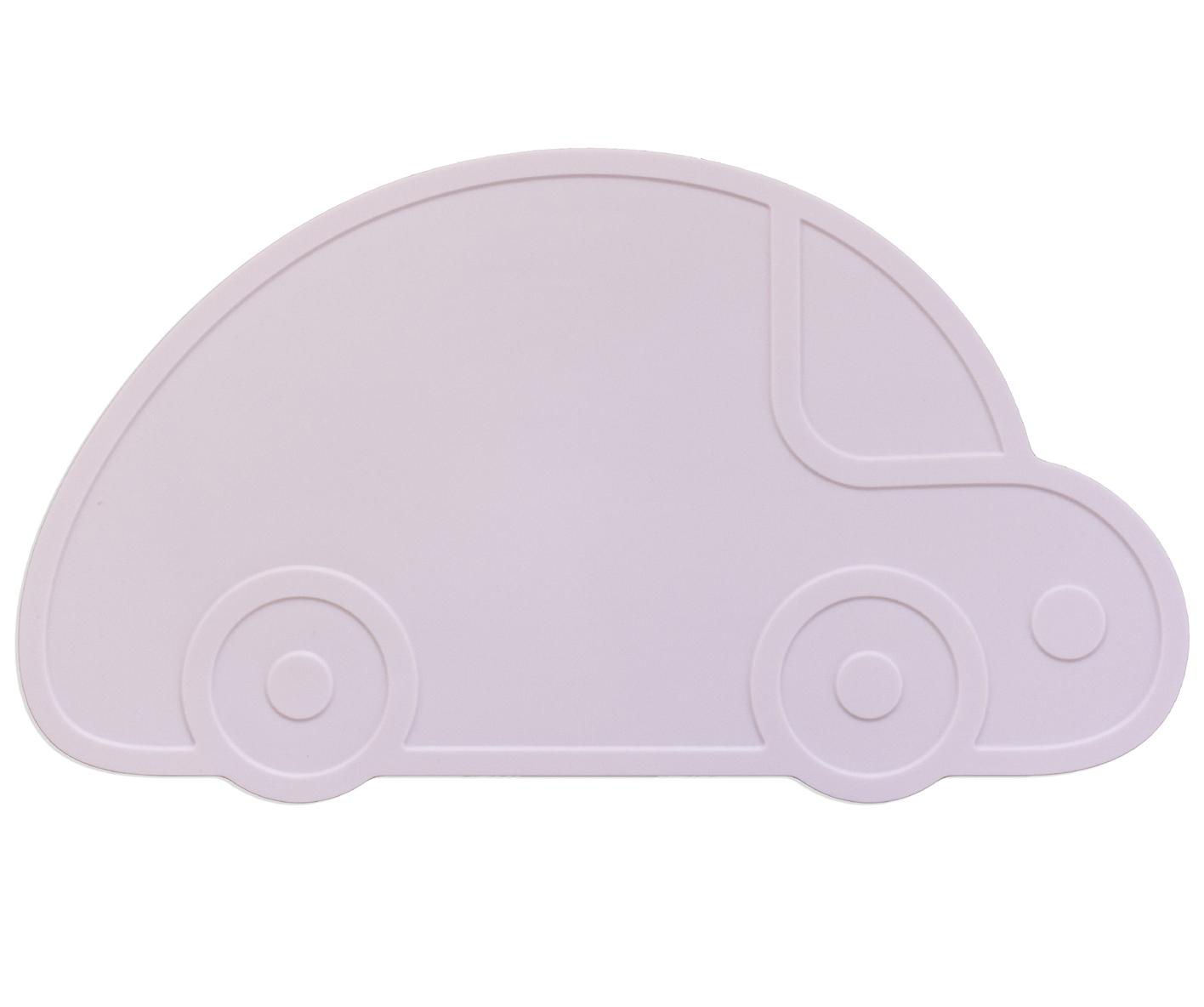Dækkeserviet fra kg design - rally - rosa fra Kg design på babygear.dk
