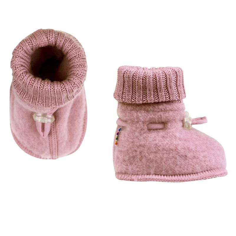Image of Futter fra Joha i soft wool - Old rose (97972-716-15715)