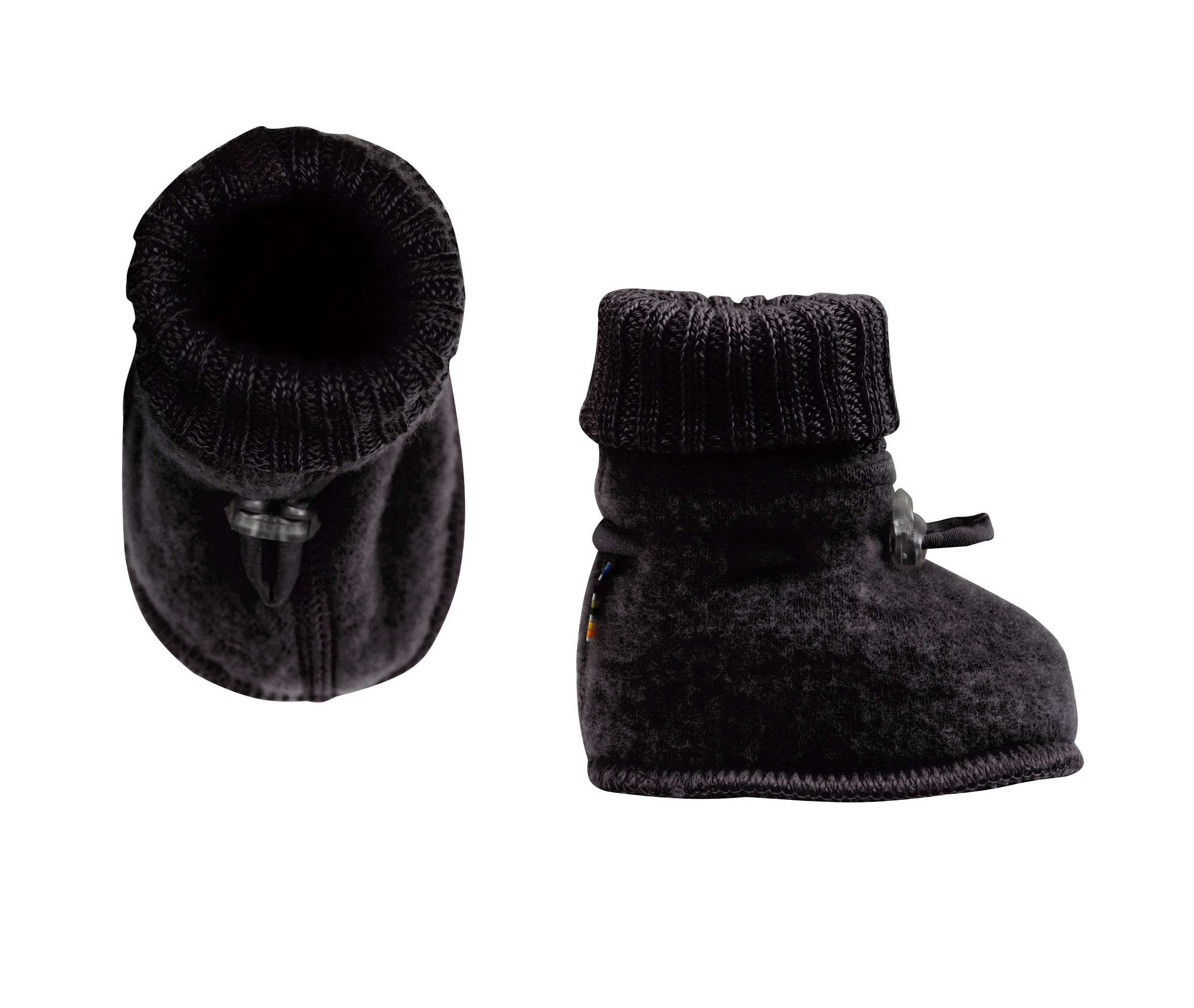 Sove futter fra Joha i soft wool m. Black