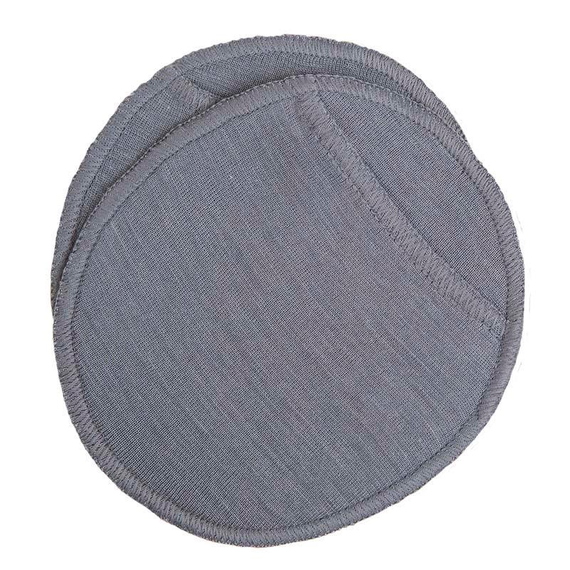 Ammeindlæg fra Joha - Uld / silke - Grey melange