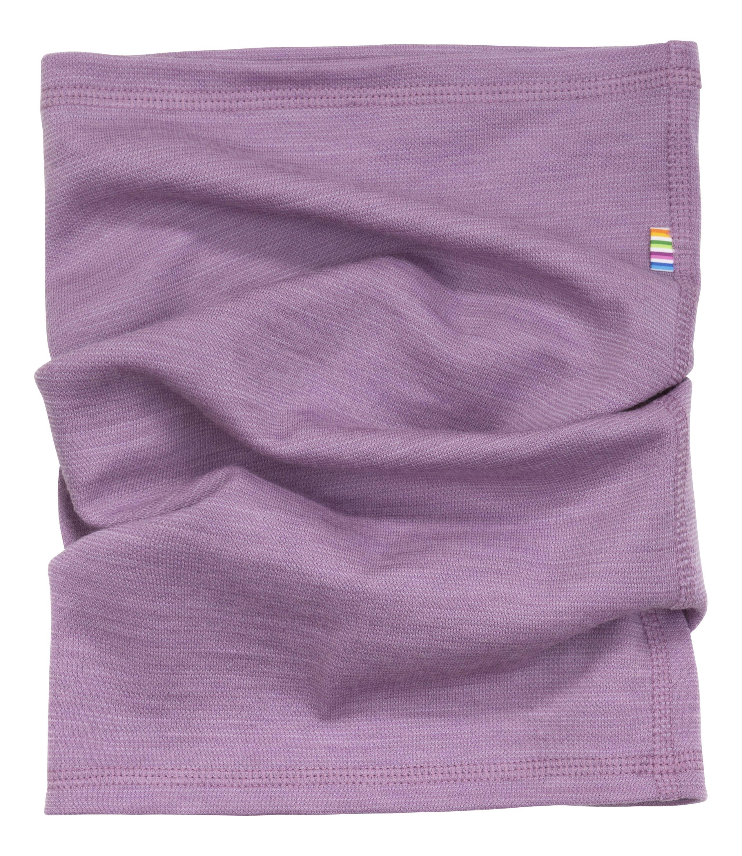 Billede af Halsedisse fra Joha i uld - Lavender Melange