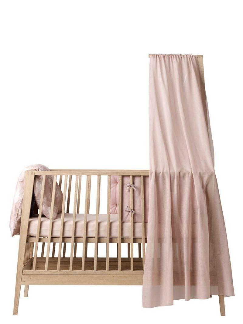 Image of Himmel til babyseng Linea by Leander (Soft pink) (700821-44)