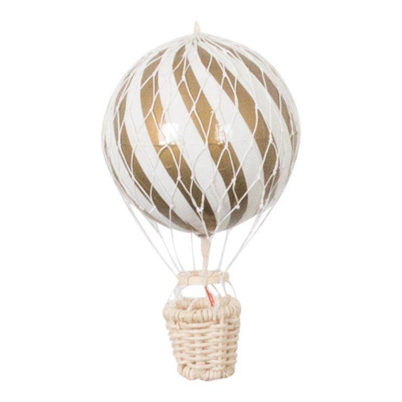 Billede af Luftballon på 10 cm fra Filibabba i Guld