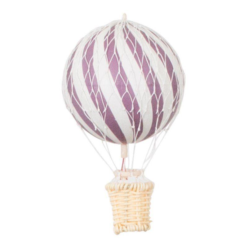 Luftballon på 10 cm fra Filibabba i Blomme