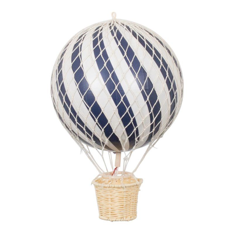 Image of Luftballon på 20 cm fra Filibabba i Mørkeblå (FI-20B023)