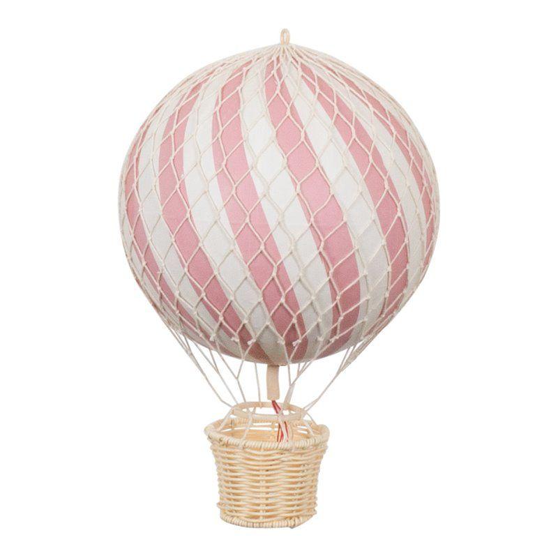 Luftballon på 20 cm fra Filibabba i Rosa