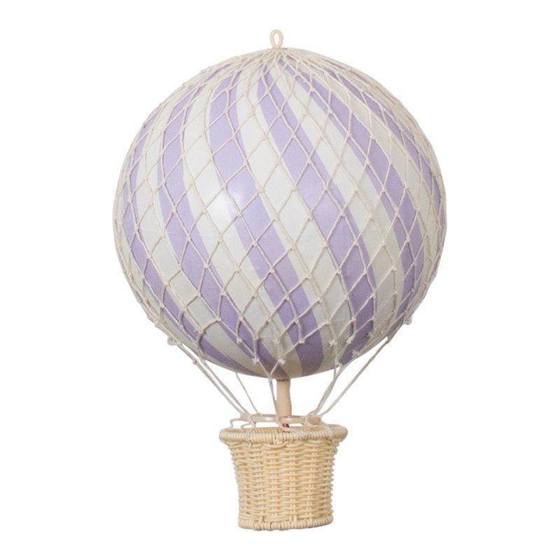 Billede af Luftballon på 20 cm fra Filibabba i Lilla