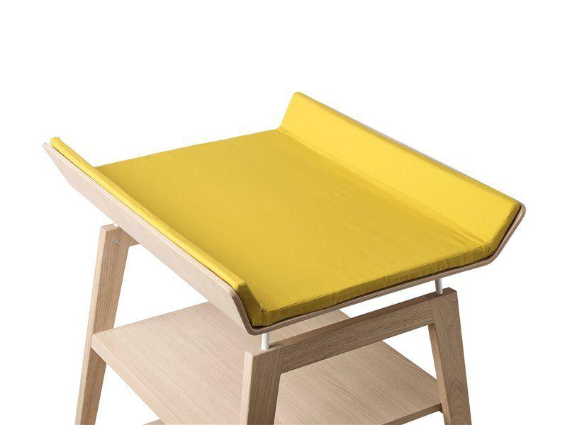 Image of   Puslepude betræk Linea Leander (Spicy yellow)