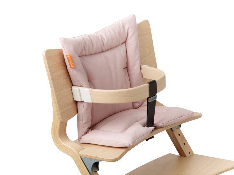 Image of Hynde til højstol, Soft pink fra Leander (305060-44)
