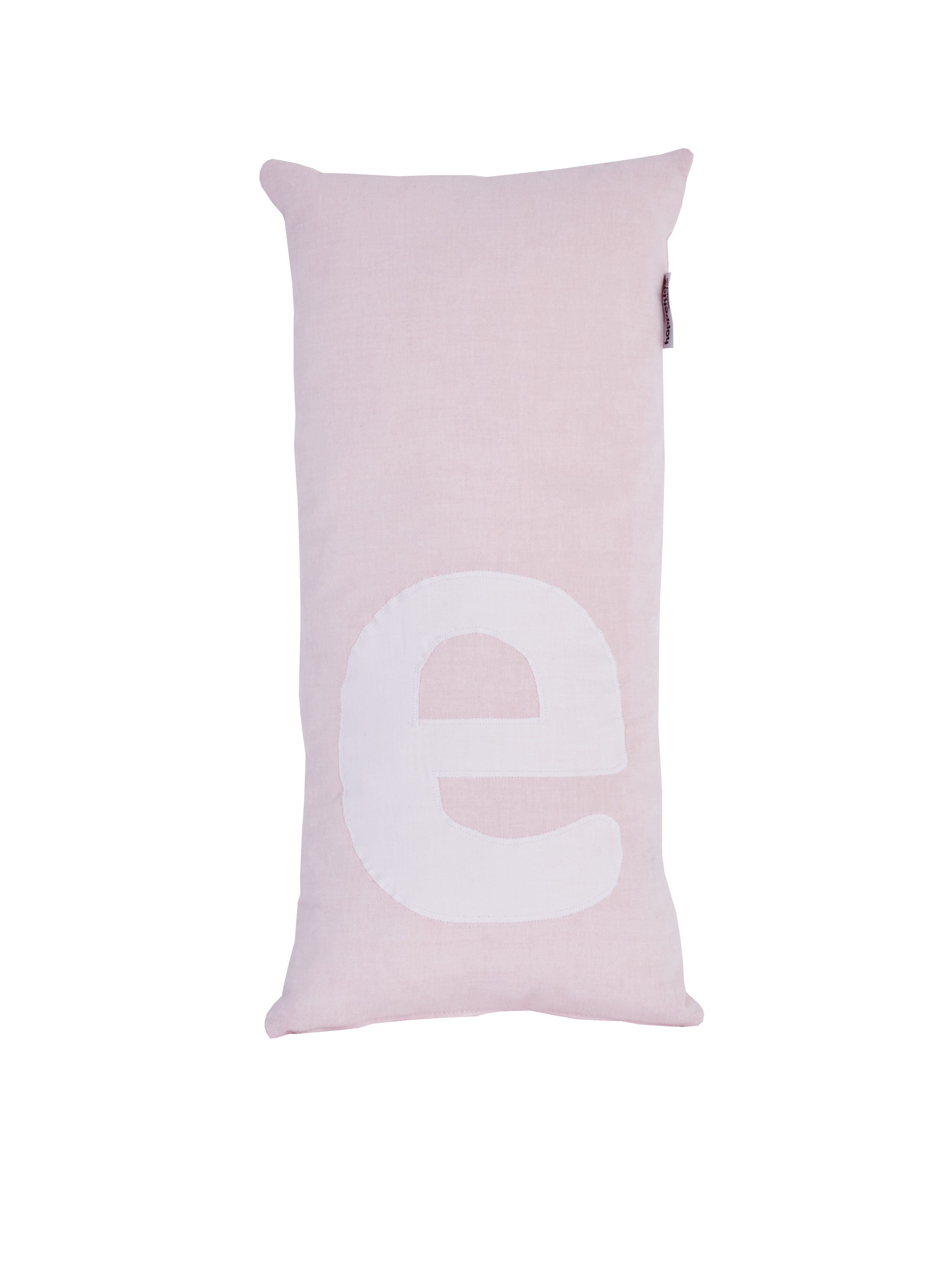 Image of   Pude Alphabet e lyserød fra Hoppekids