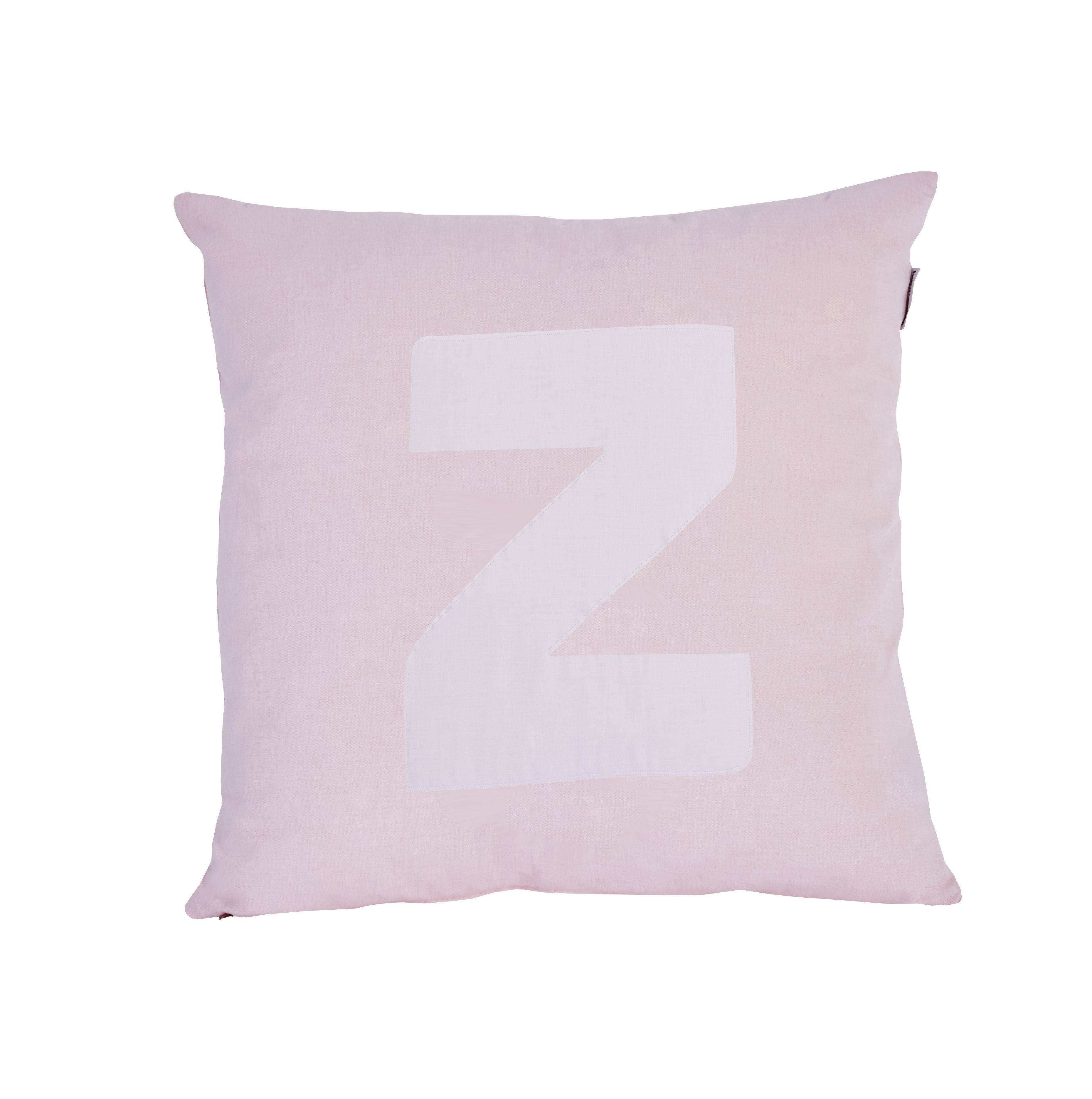 Pude Alphabet z lyserød fra Hoppekids