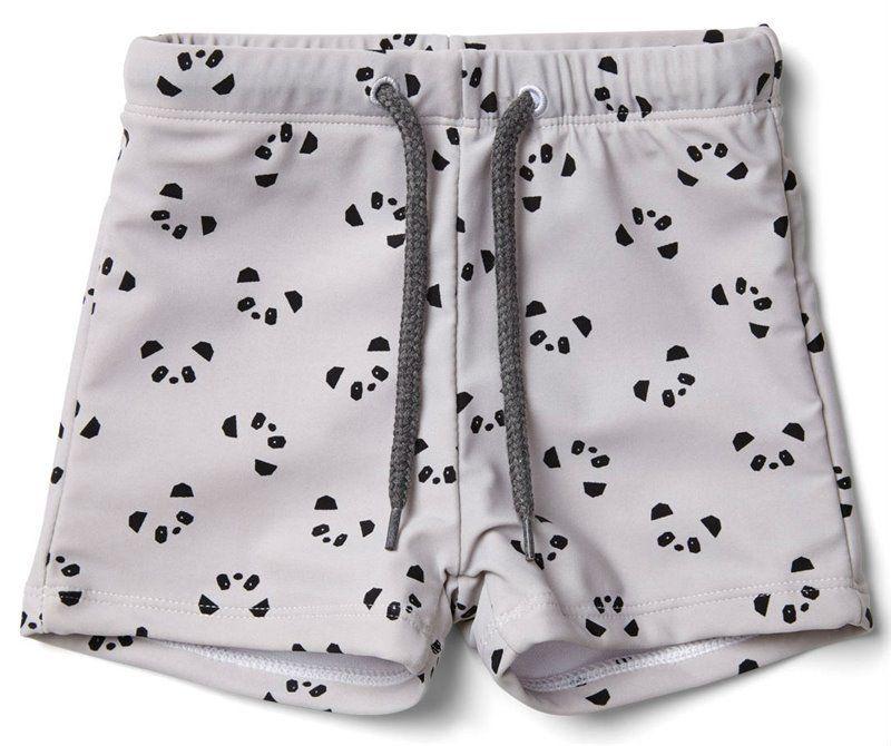 Image of Badeshorts fra Liewood i Panda dumbo grey (LW12672-0012)