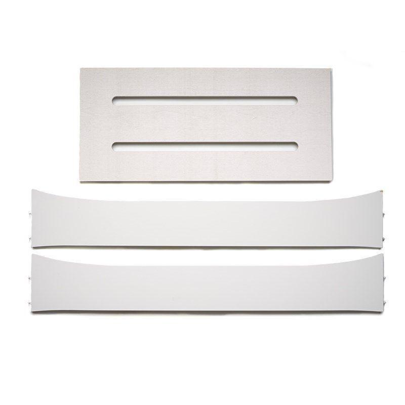 Leander Junior udbygningsdele fra leander (hvid) fra babygear.dk