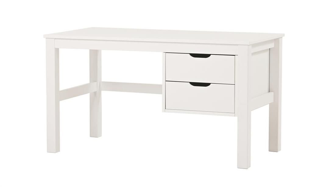 Image of Skrivebord med skuffesektion - Maja fra Hoppekids (F-36-4531-82-000-4573)