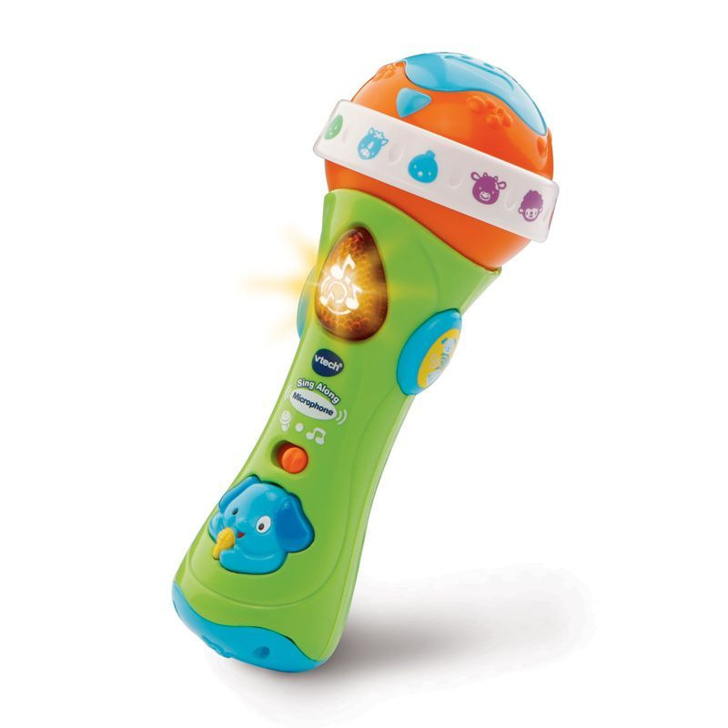 Image of Sing Along mikrofon fra Vtech (VTC-TOY25)