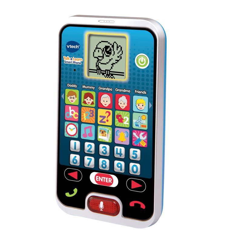 Image of Min første Smartphone fra VTech - Call & Chat Learning Phone (VTC-TOY34)