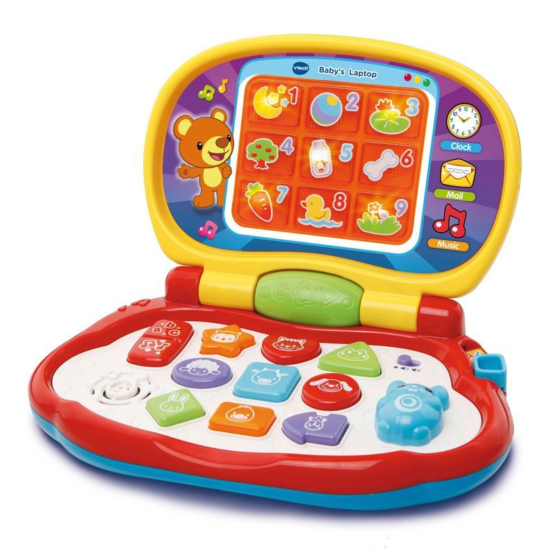 Image of Baby Laptop fra VTech (VTC-TOY37)