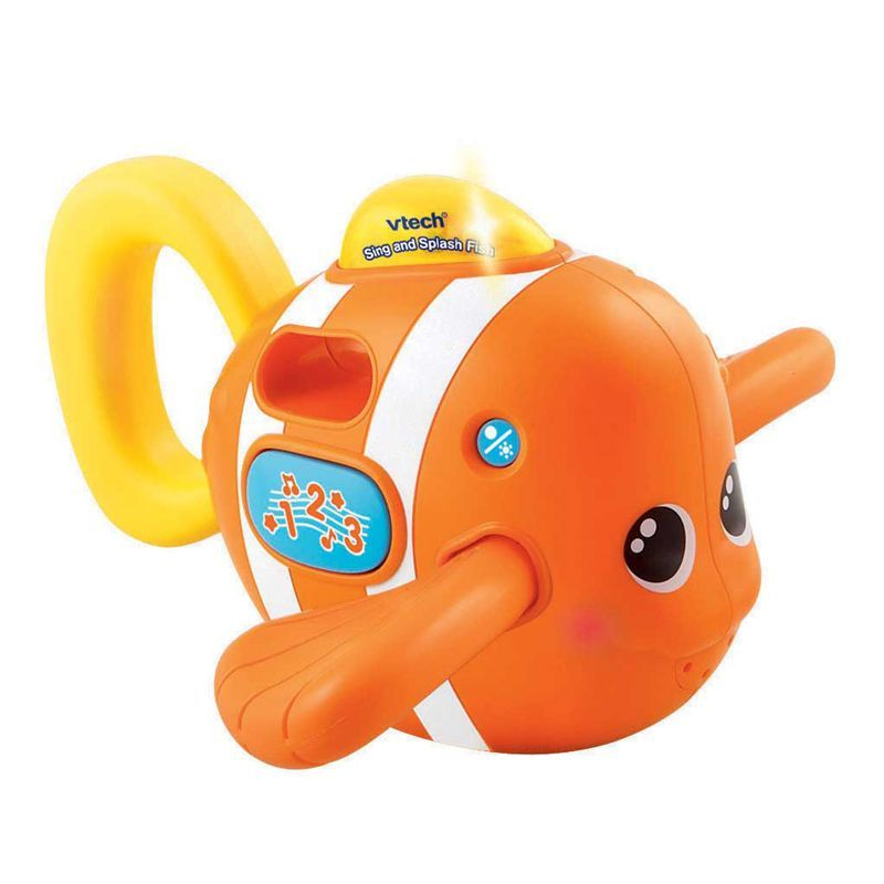 Image of Interaktivt badelegetøj fraVTech - Sing and Splash Fish (VTC-TOY60)