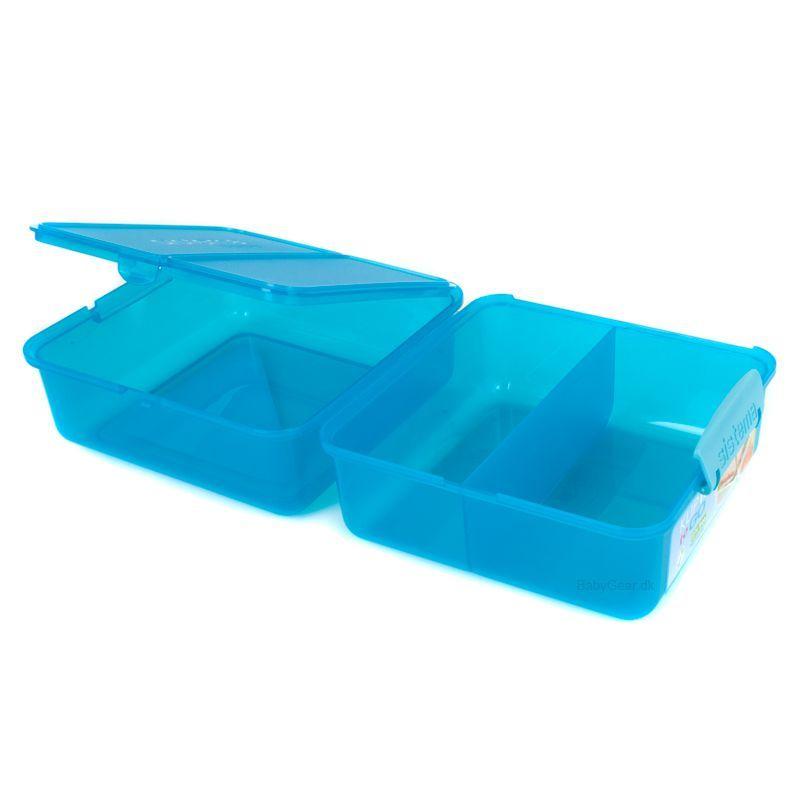 Madkasse Lunch Cube fra Sistema - Aqua