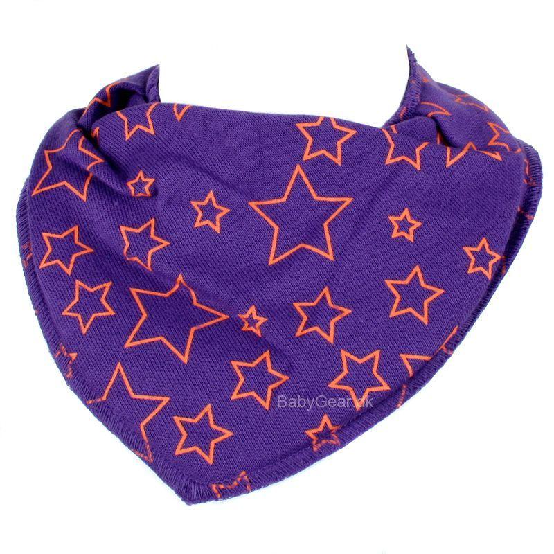 Image of   Savlesmæk fra Pippi - Lilla med orange stjerner