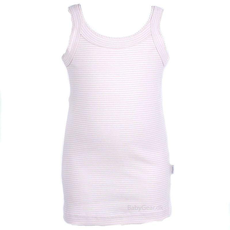 Joha – Undertrøje fra joha - lyserød/hvid stribet på babygear.dk