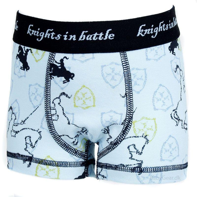 Joha – Boxershorts fra joha - knights på babygear.dk