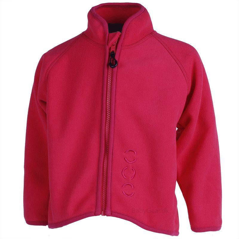 Image of Fleece trøje fra Mikk-Line - Junior - Hindbær Pink (2002-534)