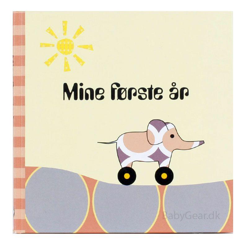 Image of Barnets Bog fra SpecialDay - Mine første år - Bog - Pige (9788792021199)