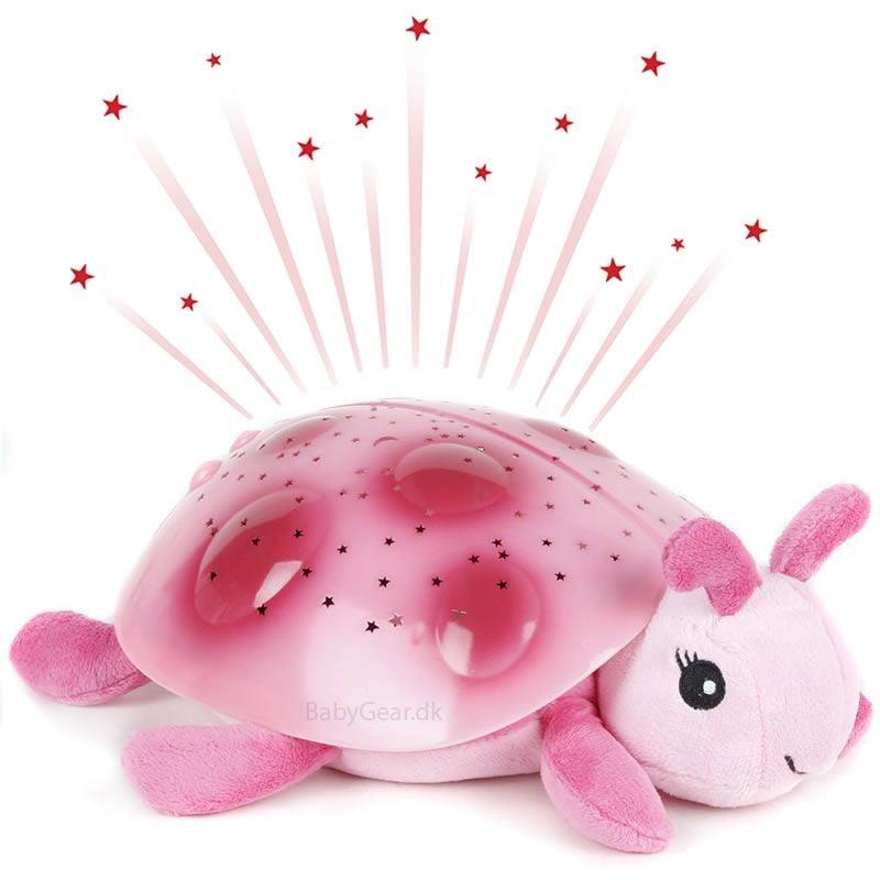 Image of Natlampe fra Cloud b - Twilight Ladybug - Pink (872354007253)