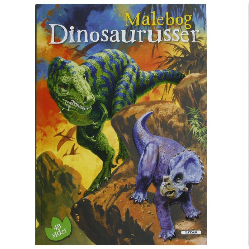 Image of   Malebog - Dinosarusser