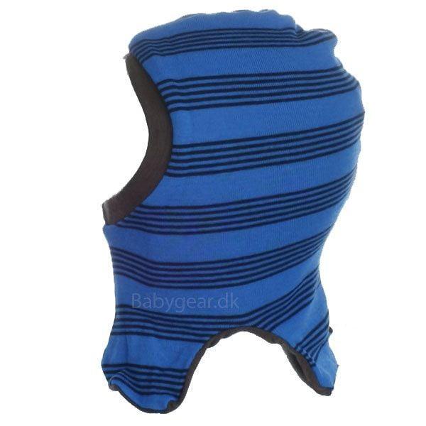 Elefanthue i uld fra Celavi - Brilliant Blue