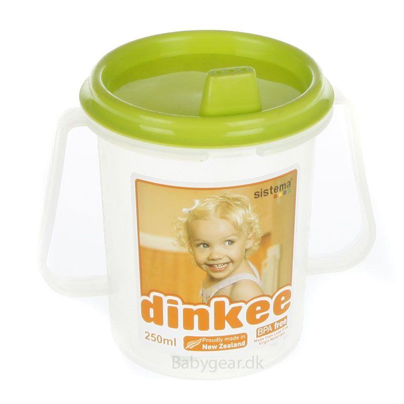 Image of   Dinkee drikkekop m. tud - Ass. dreng