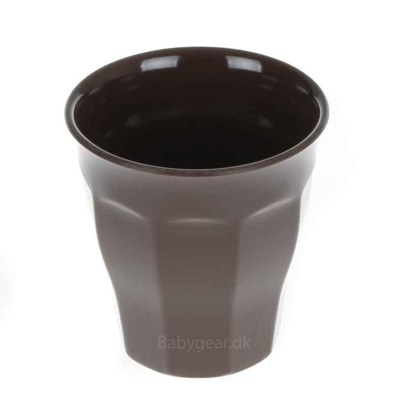 Image of   Krus i melamin - 0.15 liter - Choko
