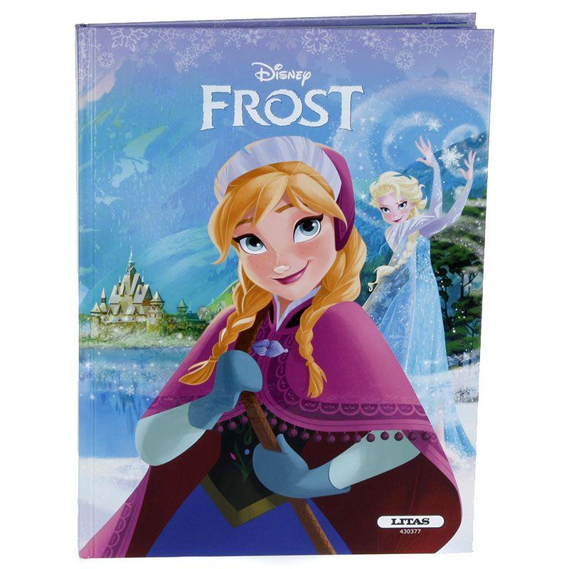 Image of Billedbog - Lang udgave - Frost (9788770517218)
