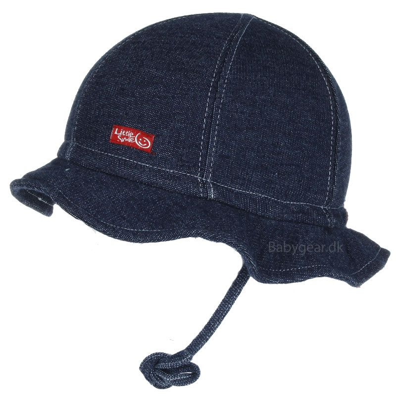 Image of Bøllehat fra Dolli von Döll - m. stretch - Dark Denim (UV30+) (1412023722)