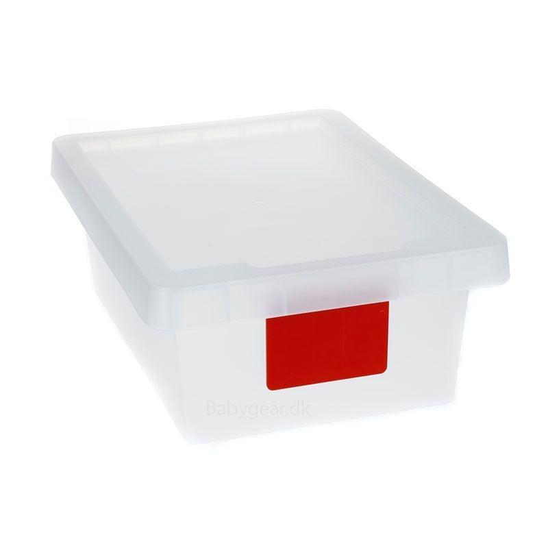 Opbevaringskasse 8 L - TagStore - Rødt Tag